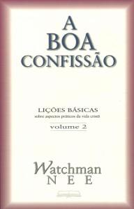 a-boa-confissao-vol-2-licoes-basicas