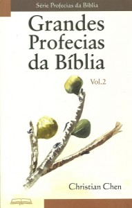 capa: Grandes Profecias da Bíblia - Vol. 2