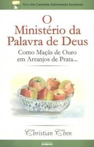 capa: O Ministério da Palavra de Deus